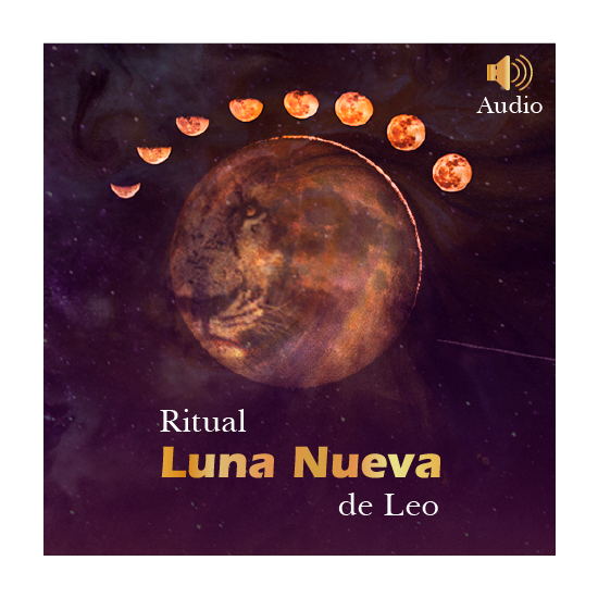 Foto de Ritual de Luna Nueva de Leo (audio)