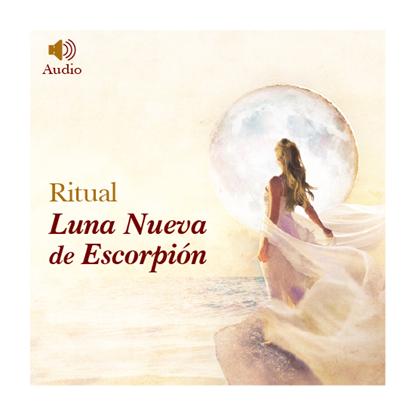 Foto de Ritual Luna Nueva de Escorpio (Audio)