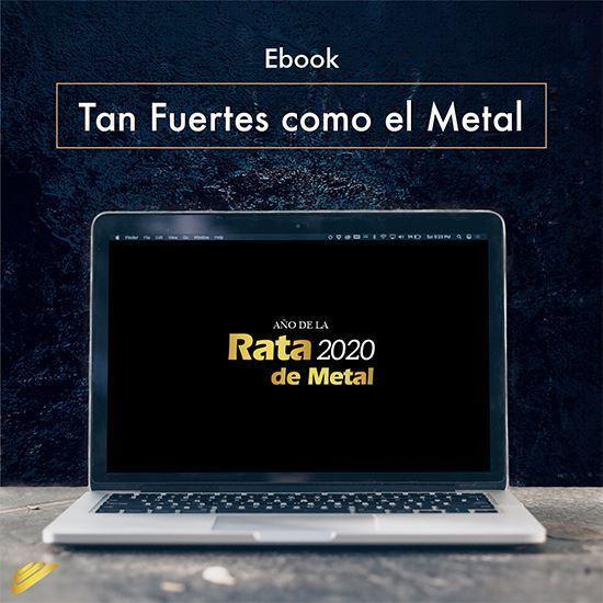Ebook Rata de Metal