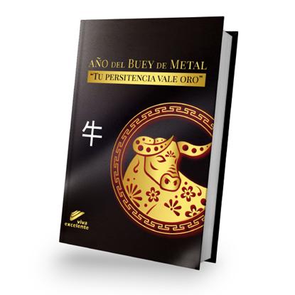 Foto de E-Book del Año del BUEY DE METAL