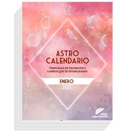 Foto de AstroCalendario Enero 2021