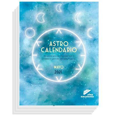 Foto de AstroCalendario Mayo 2021